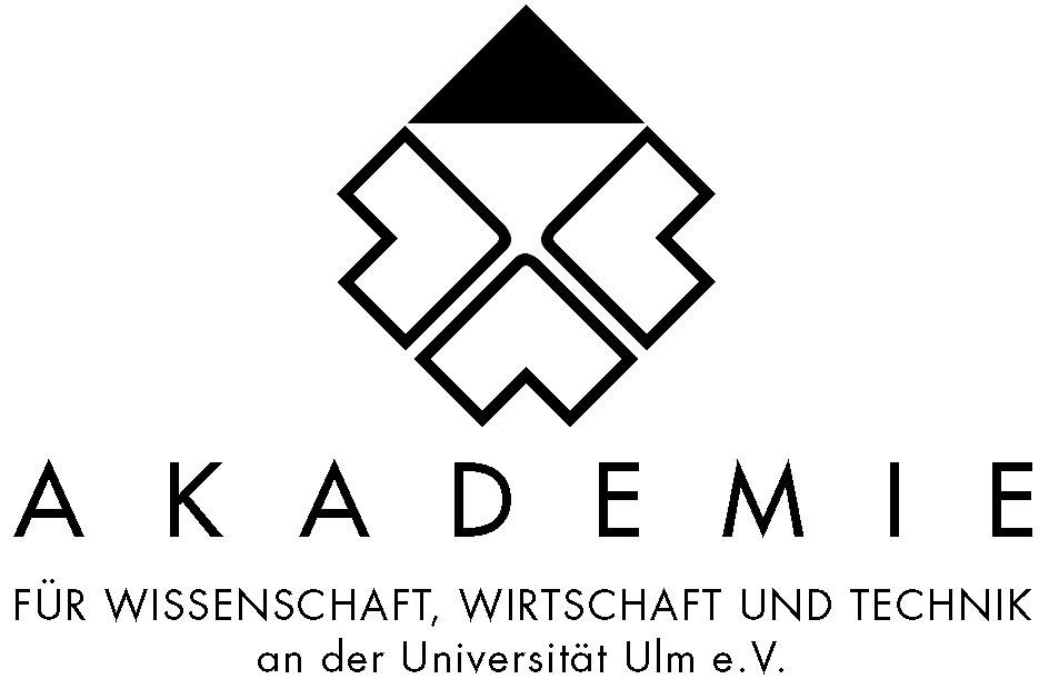 Logo Akademie für Wissenschaft, Wirtschaft und Technik an der Universität Ulm e.V.