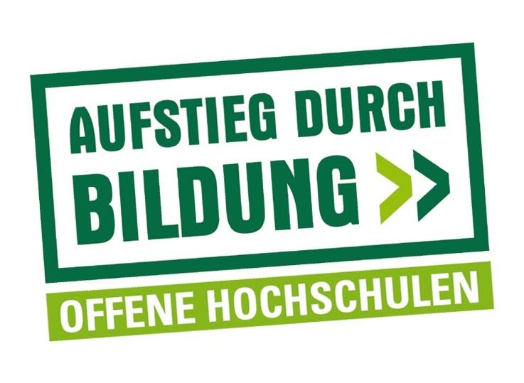 Logo Aufstieg durch Bildung Offene Hochschulen