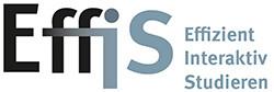 Logo Projekt Effizient Interaktiv Studieren