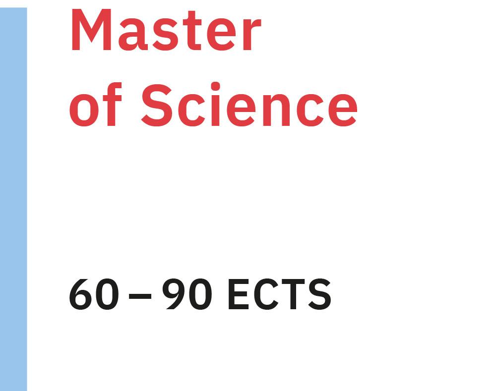 Grafik Abschluss Master of Science