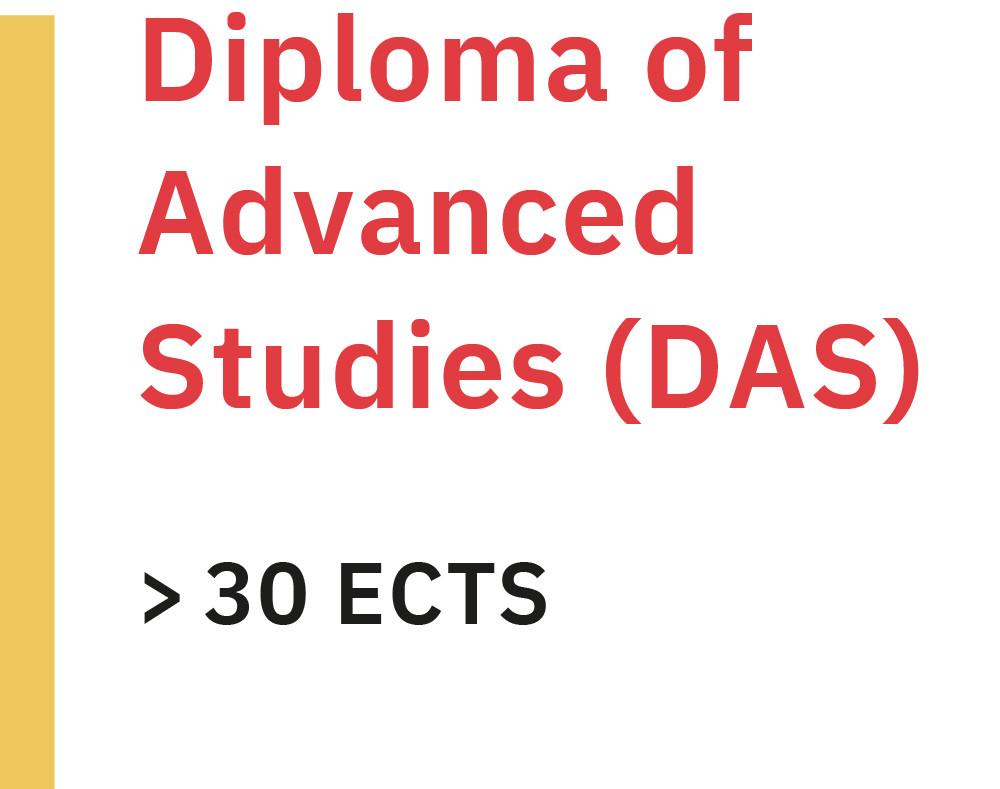 SAPS Infografik Diploma of Advanced Studies